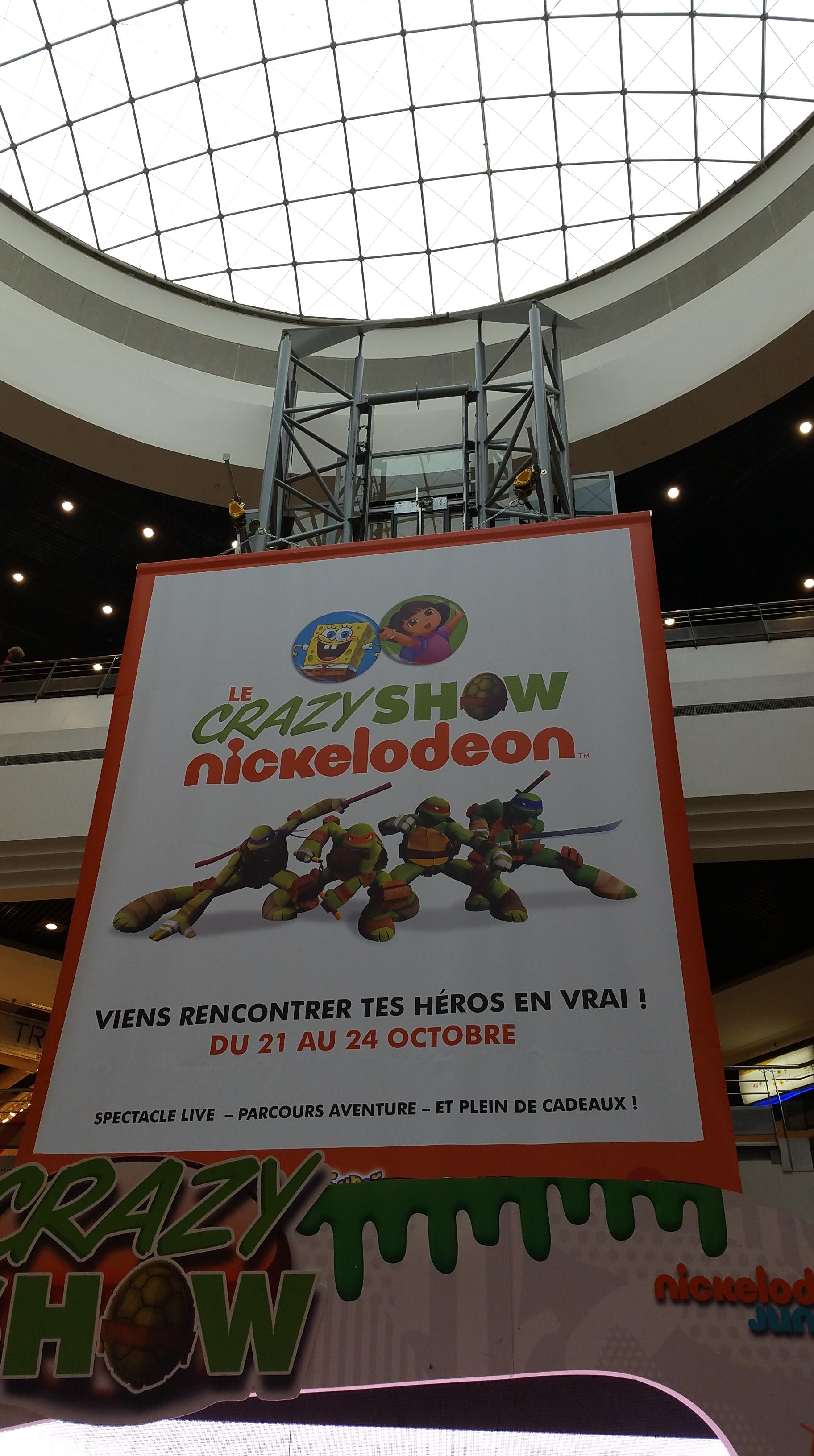 Le Crazy Show De Nickelodeon Miss Babioles Et Ses Loulous
